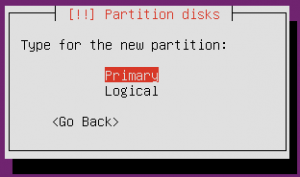 partition-type